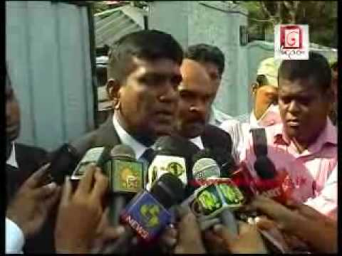 Complaint lodged against Muzzamil, taking a bribe is also a crime  Lawyer