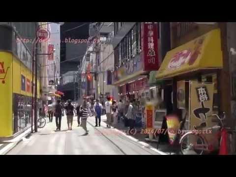 Japan Trip 2014 Tokyo Akihabara Walking Computer Electric Shop street