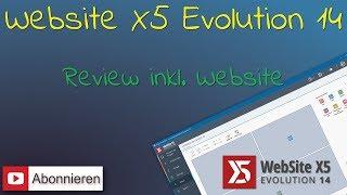 Website X5 Evolution 14 - Review