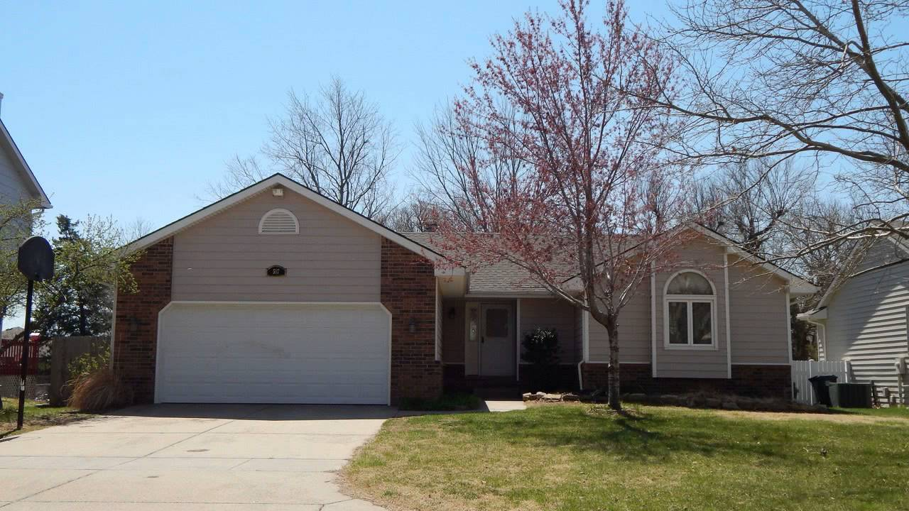Carriage Crossing Subdivision Homes For Sale In Maize Ks Youtube
