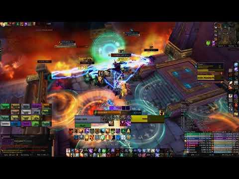 Colour vs Jadefire Masters, Airborne Warlock PoV