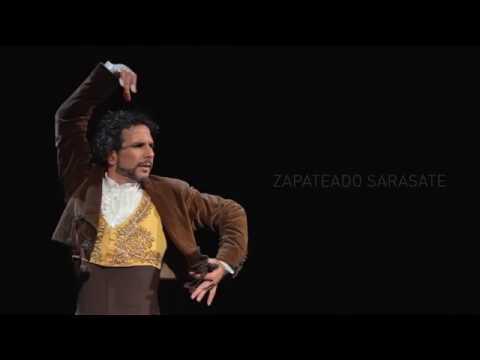 ZAPATEADO DE SARASATE. Homenaje a Antonio Ruiz Soler. Ballet Nacional de España