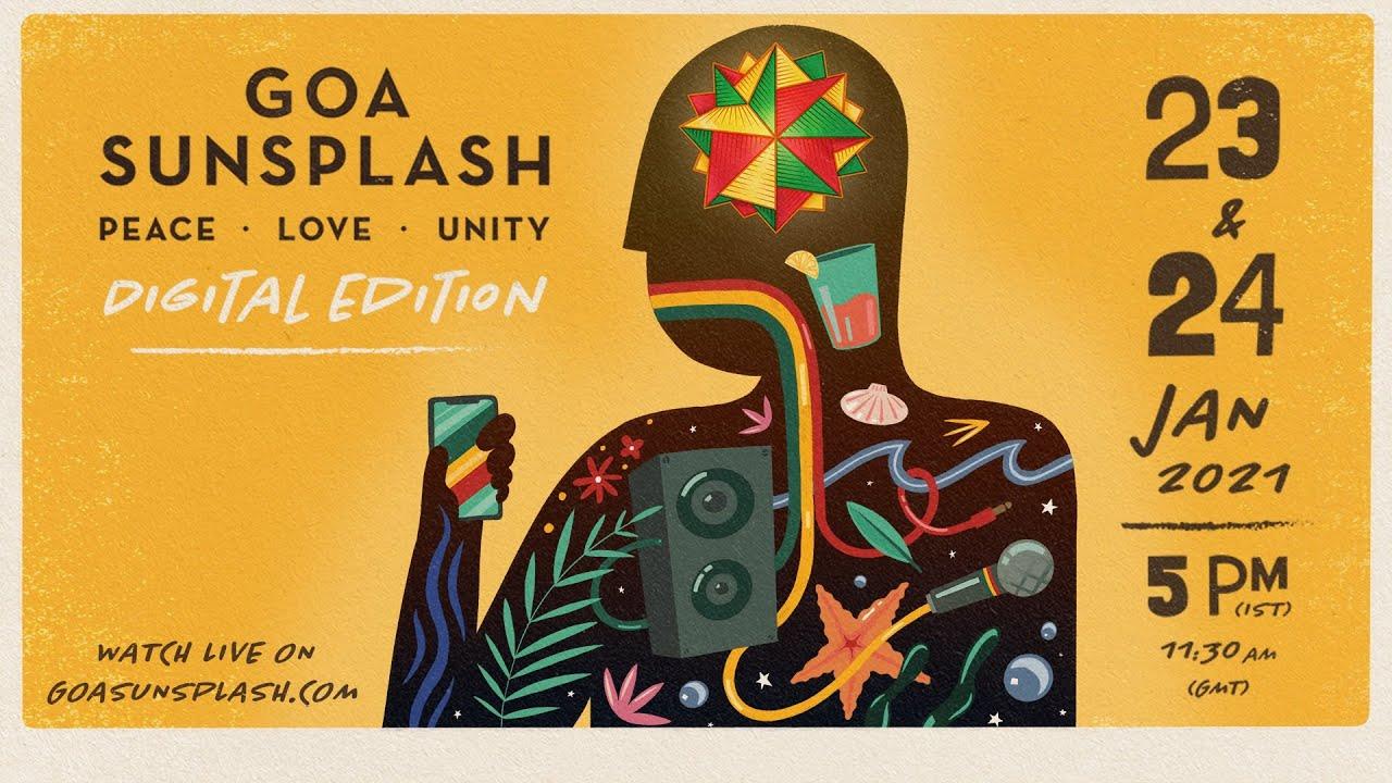 Goa Sunsplash 2021 - Digital Edition! // Day 2