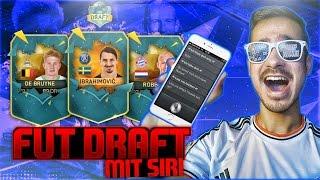 FIFA 16 : FUT DRAFT MIT SIRI #1 - DAS SCHICKSAL ENTSCHEIDET !! [TEIL 2/?]