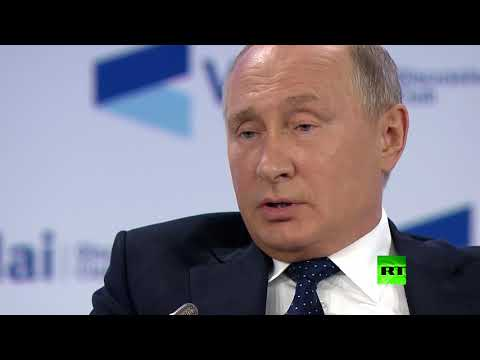 بوتين يعلق على قضية خاشقجي  - نشر قبل 3 ساعة