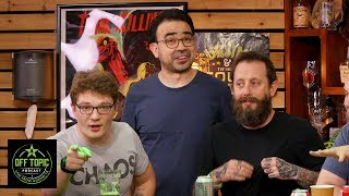 The More Jack Like Something, The Less We Like It - Off Topic #132