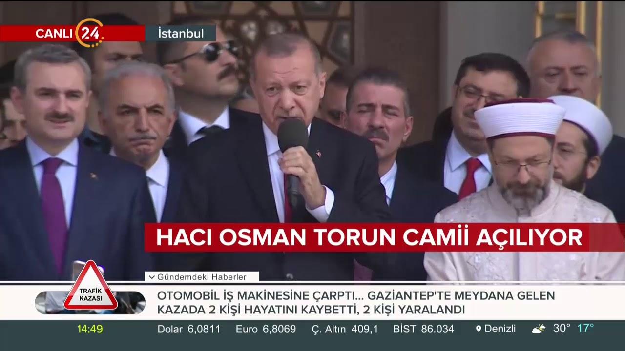 Erdoğan: Bu sandığın hakkını vereceğiz, hırsızlara bu işi bırakmayacağız