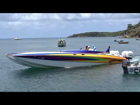 Anguilla poker run 2017