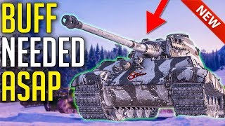 King Tiger aka BUFFS Needed ASAP • NEW Series ► World of Tanks Tiger II Gameplay