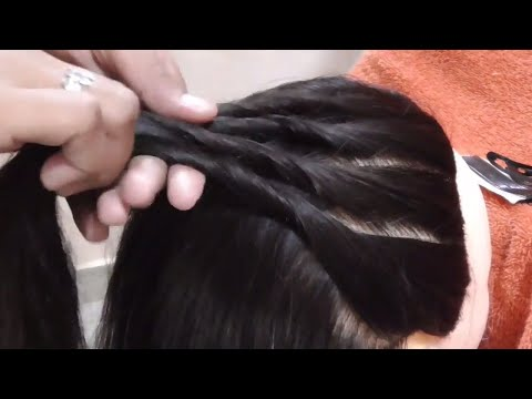 Easy hairstyle For Party || Party Updos For Medium Hair