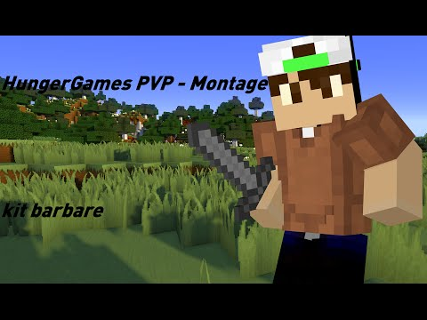 HungerGames | Montage PVP #1 | HD 60 Fps