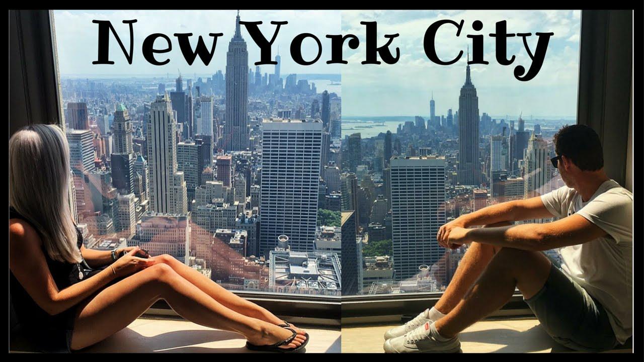 The Best View Of New York City Honeymoon Day 34
