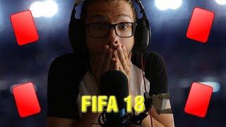 FIFA 18 - 2 PUNAST KAARTI