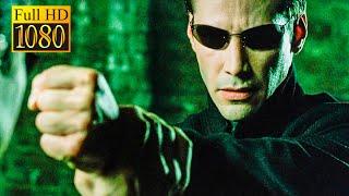 Ммм...Вас перепаяли. Нео против Агентов. Матрица: Перезагрузка (2003)
