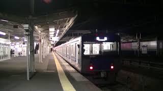 西武鉄道20151F 撮影臨 西所沢到着~入れ換え