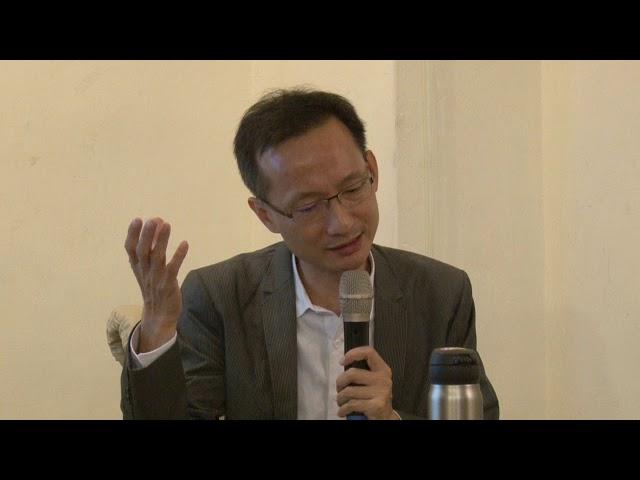 黃涵榆主講《【自由】的哲學思辨》2017 世界哲學日plus 台灣