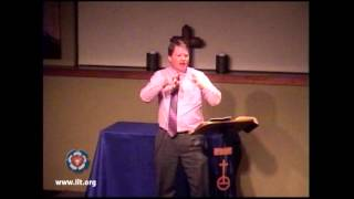 Luther's Small Catechism: Apostle's Creed - Dr. Buddy Mendez - Session 1