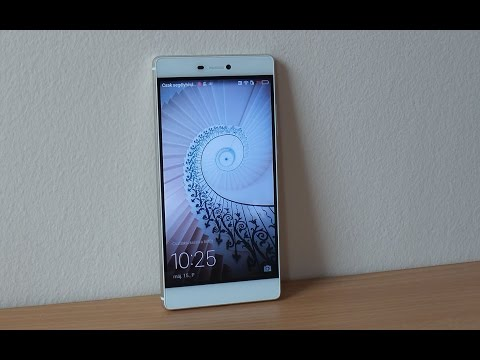 Huawei P8 okostelefon teszt