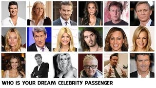 UK Celebrity Car Passenger Poll 2014