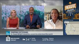 Let Science Speak's Dr. Dawn Wright featured on The Weather Channel