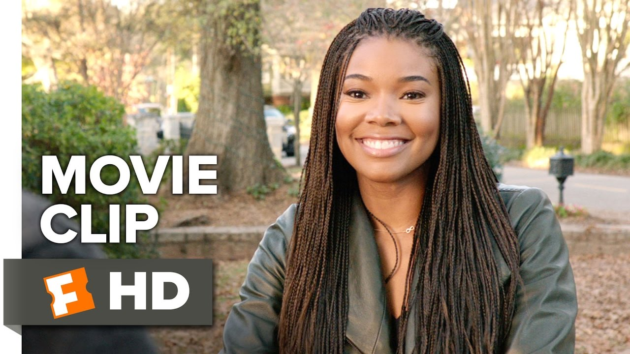 Almost Christmas Gabrielle Union.Almost Christmas Movie Clip Malachi Greets Rachel And Her Daughter 2016 Movie