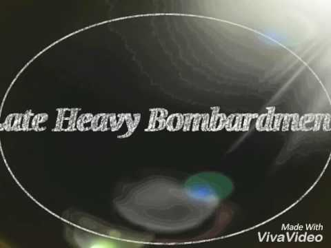 LATE HEAVY BOMBARDMENT (Parchment)
