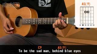 Behind Blue Eyes - Limp Bizkit (aula de violão simplificada)