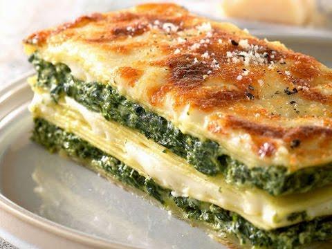 recette-🍴🇮🇹-lasagnes-saumon-epinards-💚❤️