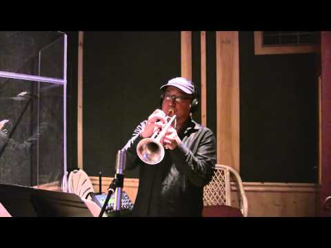 """Brian Lynch Unsung Heroes Project """"Big Red"""" (Video of Studio Recording)"""