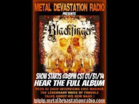 Blackfinger - 2014 Interview - Metal Devastation Radio