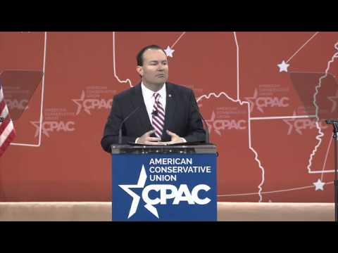 CPAC 2015 - Senator Mike Lee, UT