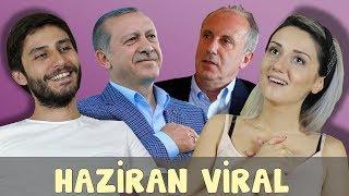 Gençlerin Tepkisi: Haziran Viral Videolar (Erdoğan-İnce Remixi, YKS Sınavı...)