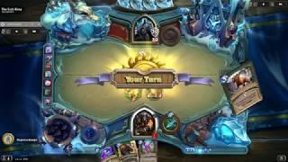 The Lich King: Hunter Budget Deck (840 Dust) (Hearthstone)