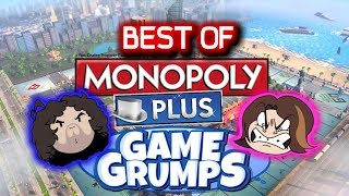 Best of Monopoly Plus/Funny Moments-Game Grumps VS Compilation
