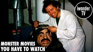 Horror Monster Movie Maker David The Rock Nelson