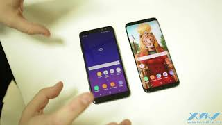Чем различаются Galaxy A8 (2018) и Galaxy S8 - XDRV.RU