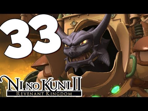 Ni No Kuni 2 Walkthrough Part 33 Bastion Four Legged Fortress