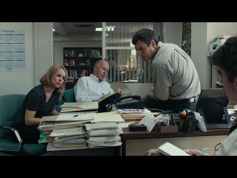 В центре внимания — Русский трейлер (2015)
