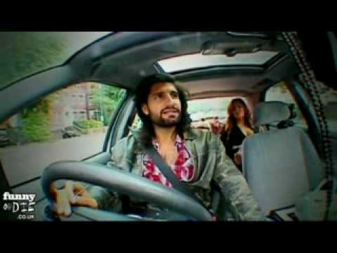 Michael Firoozadian's Taxi Service Kayvan Novak of the Fonejacker