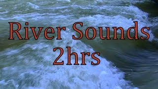 """Sleep Sounds"" Cow Creek 2hrs ""Rushing Water"""