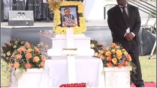 Kuagwa kwa PATRICK  Nyumbani Kwao Leo