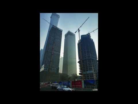 Beijing China Zun Tower 1732ft 108 fl (Under Construction) March 2018