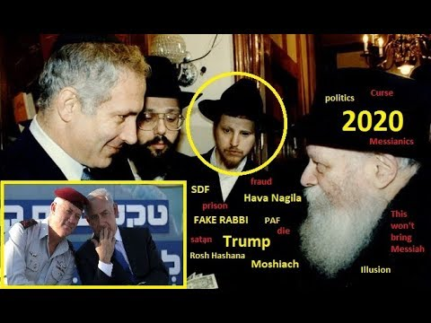 America Meddling In Israeli Elections - Moshiach / Messiah Will Not Come - It's All Planned!