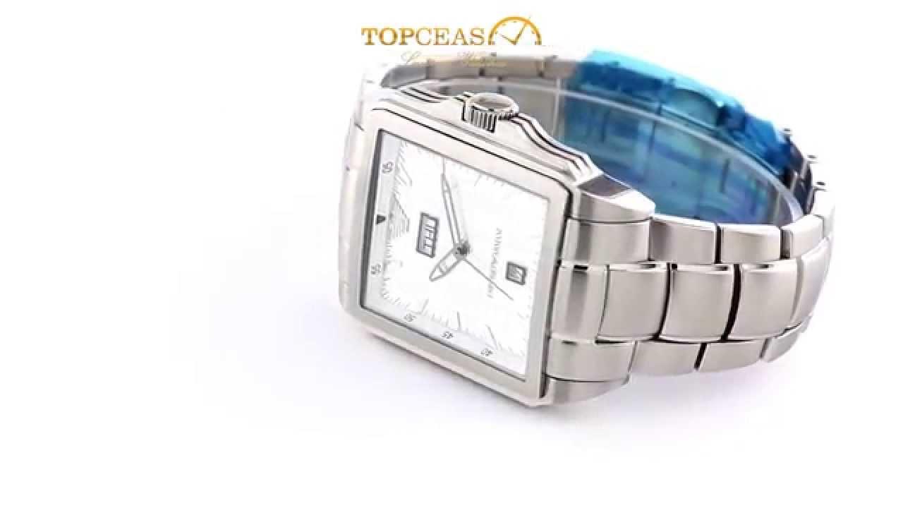 Emporio Armani AR0656 watch - Full HD