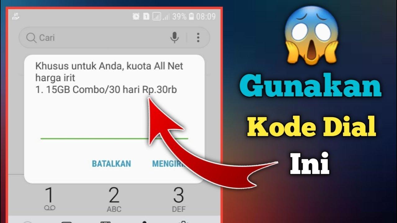 3 Cara Cek Kuota Indosat 2020 Youtube