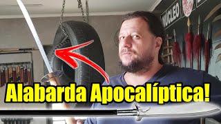 Alabarda apocalíptica TESTADA! YouTube Videos