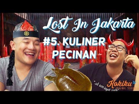 LOST IN JAKARTA #5: Kuliner Pecinan (Awesome Eats Makan kura-kura) feat. Putra Sigar