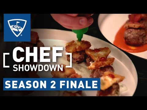 Chef Showdown | Season 2 Finale | Topgolf
