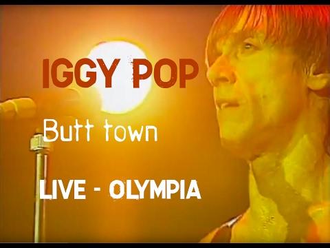 Butt Town Iggy Pop 58