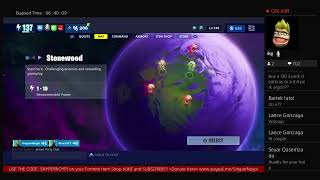 Fortnite STW - 14 Days Of Summer - TICKETS GRIND!!! #LIKEandSUBSCRIBE #RoadTo1200 #FreeWeps4NewSubs